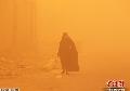 巴格达机场因沙尘暴关闭 在伊核会谈前重开