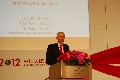 """Tony Tyler, Director General and CEO, IATA, gave a speech on """"2011 Aviation Business Review and 2012 Perspectives"""" at China Civil Aviation Development Forum 2012 in Beijing on May 23."""