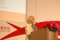 Susan Kurland, Assistant Secretary of U.S. DOT, gave a speech at China Civil Aviation Development Forum 2012 in Beijing on May 23.