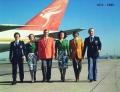 Pucci designed uniform 1974-1985