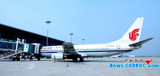 运城机场加大重点城市航班密度 完善网络布局
