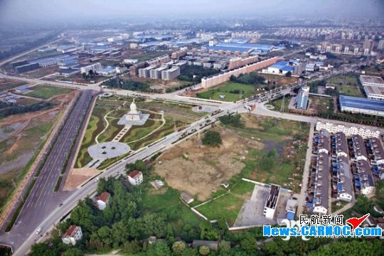 鼎宏通航圓滿完成對安徽省安慶地區大型航拍