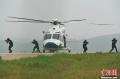 国内第一个省会城市警务航空支队在南宁成立