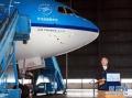 """荷兰皇家航空以""""卧龙自然保护区""""命名客机"""