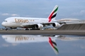 The A380 in full Emirates livery. Source: Airbus S.A.S.