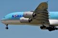 """图:大韩航空HL7612号A380型客机。<a href=http://pic.feeyo.com target=_blank>民航图库</a>图片,摄影:民航资源网网友""""<a href=http://pic.feeyo.com/photo.jsp?userid=186364 target=_blank>guweishi</a>""""。(浏览作者图库原帖《<a href=http://pic.feeyo.com/posts/538/5389777.html target=_blank>[原创]【Guweishi制造】--套图这种风格好久没整了,今天为了它……</a>》)"""
