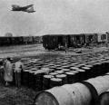 从印度运送汽油到昆明机场