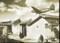 生活在巫家坝机场附近的村民对繁忙的飞机起降已经习以为常