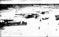 战时繁忙的昆明巫家坝机场