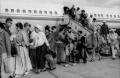 80年代初欢迎全国人大代表回昆