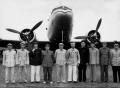 1960年2月26日,民航云南省局用苏制里-2双引擎客机成功完成昆明-昭通首航