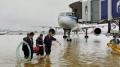 2008年7月2日凌晨,昆明市遭遇50年不遇的特大洪水,昆明机场关闭。云南机场集团经过10个多小时奋战,保证进出港航班正常运行