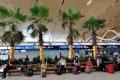 Passengers rest at the lounge of Kunming Changshui International Airport. (Xinhua/Lin Yiguang)