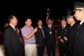 石富康总经理与云南机场集团领导为巫家坝最后航班机组送行