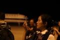 东航云南工作人员拍摄巫家坝机场,做最后留念。