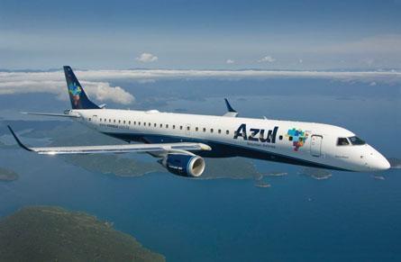 巴西蔚蓝航空欲进军国际 新增11架空客宽体机