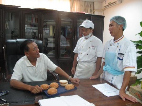 海口航食厂中秋国庆抓质量 品质管理不放松