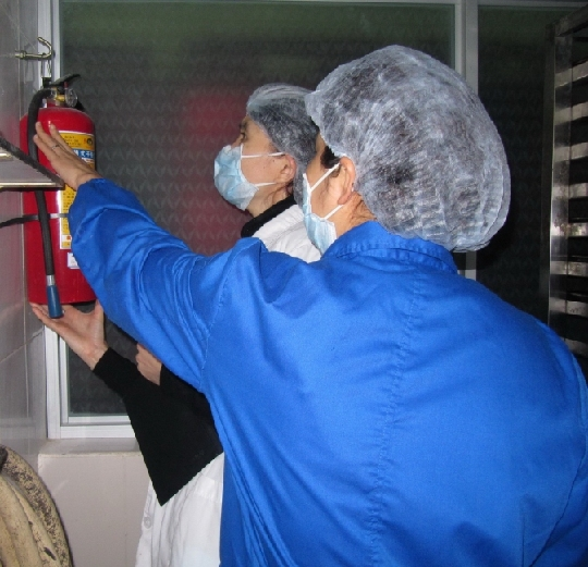 海口航食早动员早部署  确保新航季食品安全