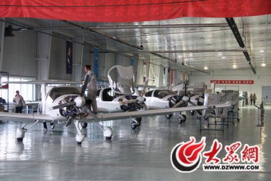 沾化航空产业园加快产业化科技创新基地建设