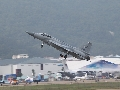 """巴基斯坦空军""""枭龙""""战机再度现身珠海航展"""