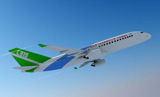 大机票_现场对话:美国航空供应商看好国产大飞机c919