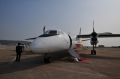 The MA600 freighter aircraft is based on the MA600 passenger airplane and inherits the features of the MA Family aircraft in safety, reliability, and economical efficiency. Photo by CARNOC.com user: Shenzhen Bluesky