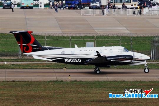 比奇飞机公司拟明年脱离破产保护 重新起航