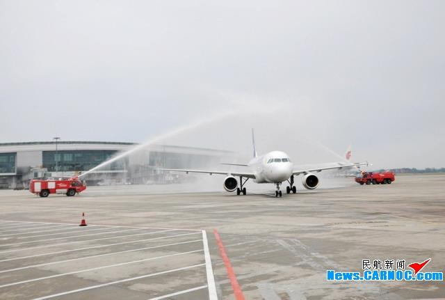 老挝航空开通广州至万象直飞航线 每周三班