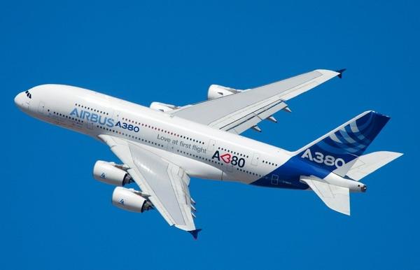 灵巧的胖纸 数说空客A380巨无霸飞机