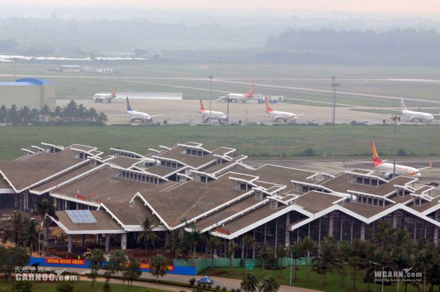 海口美兰机场_海口美兰机场新国际航站楼预计年底投入使用