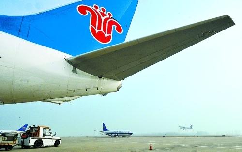 南陽機場周航班突破50架次 多航線陸續開通