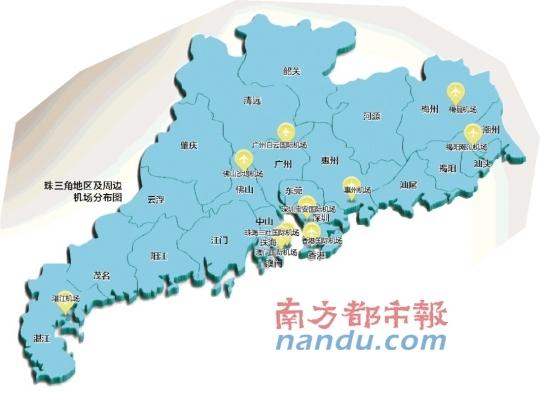 惠州三角洲岛地图