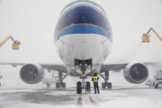 南航新疆分公司提前部署 确保2013平安春运