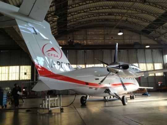 小型飞机制造商欲在华建厂 中外合资是前提