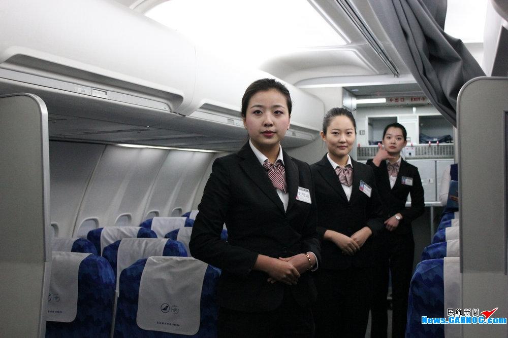 90后南航准空姐 梦圆蓝天 情牵空姐图片