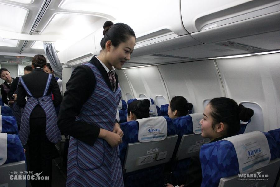 空姐飞机上的特种服务