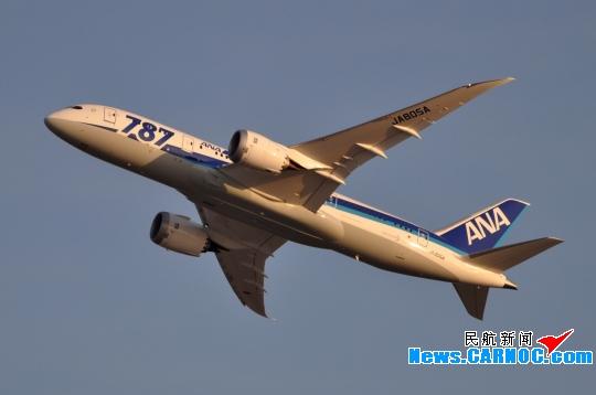 """B787""""梦想""""飞机十天七事故 内外忧患并发"""