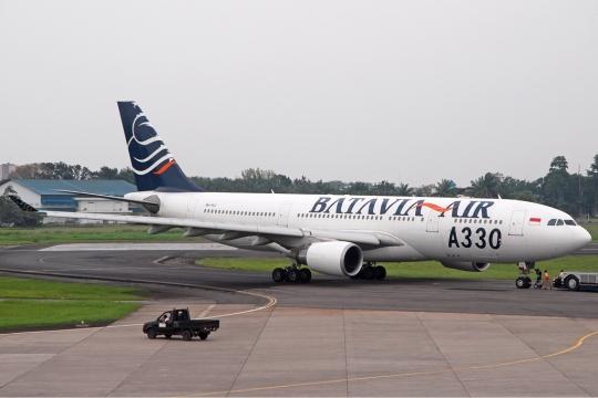 印尼巴达维亚航空破产 所有航线31日起停飞