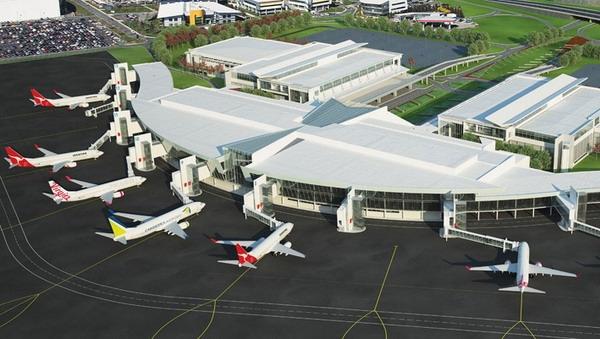 堪培拉机场航站楼改造完成 拟开通国际航班