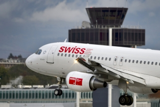 15. SWISS - 80.24% on time. FABRICE COFFRINI/AFP/Getty Images