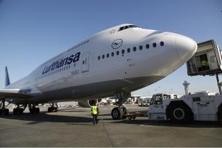 10. Lufthansa - 83.51% on time. AP Photo/Nick Ut, File