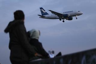 8. Finnair - 85.90% on time. Sean Gallup/Getty Images