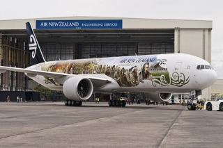 5. Air New Zealand - 87.76% on time. AP Photo/Air New Zealand