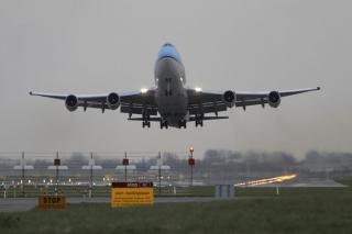 4. KLM - 87.85% on time. AP Photo/Peter Dejong