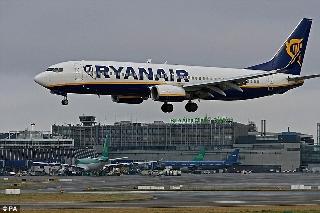 上错了飞机! 16岁少女误到都柏林