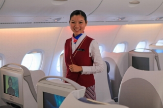 China Southern flight attendant