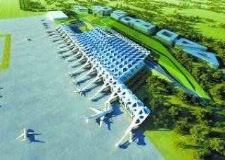 世界九大新机场设计 带您领略未来航空港