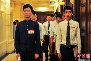 深圳航空招客舱乘务员 谢绝求职者请客送礼