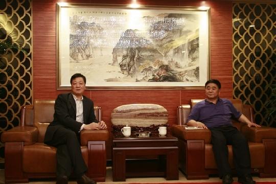 中南局、荆州交流沙市机场迁建前期工作事宜