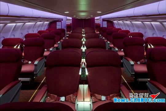 海航空客a330全商务客机推出公务舱优惠套票